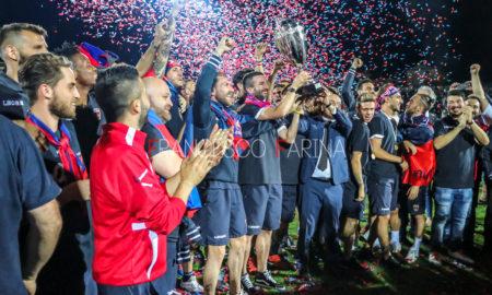 Cosenza in Serie B