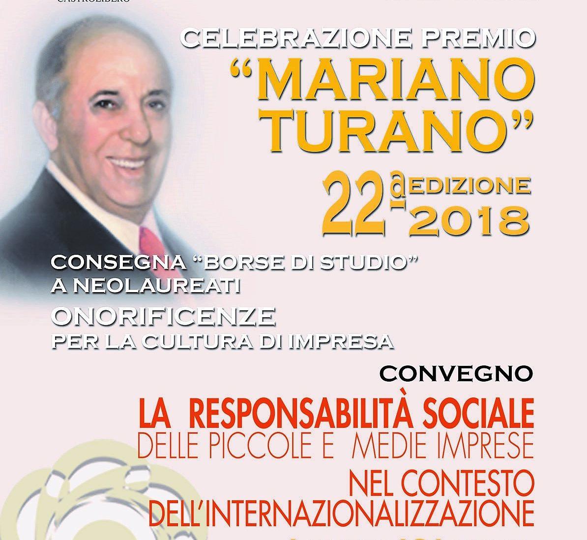 """Premi """"Mariano Turano"""""""