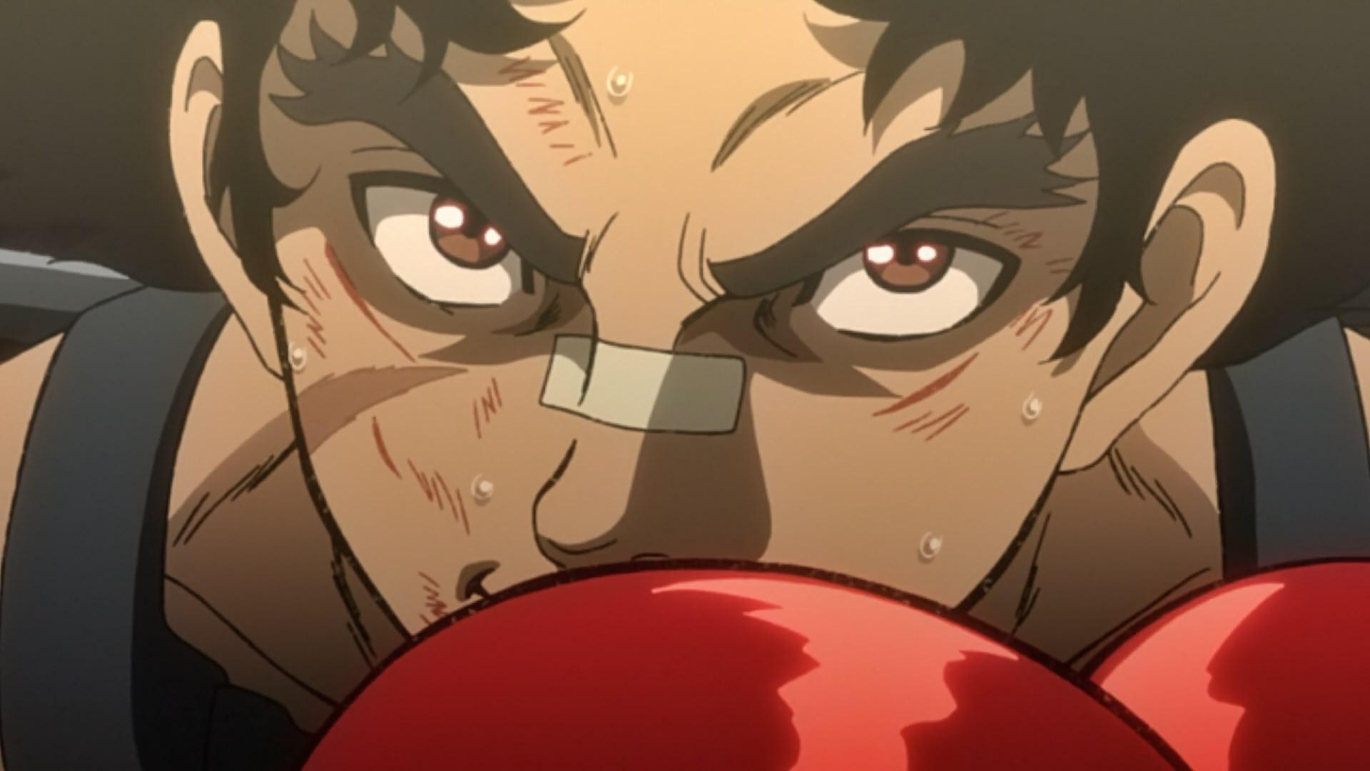 megalobox anime