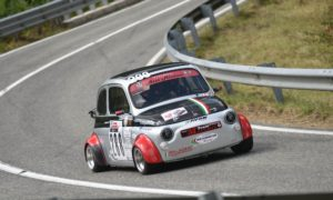 Mercuri Angelo Alessandro (New Generation racing, Fiat 500 #288)