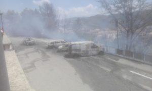 incendio Bisignano