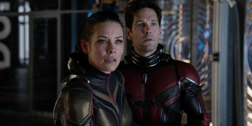 Ant-man-and-the-Wasp-Scott-Lang-and-Hope - marvel - cinematic universe - recensione