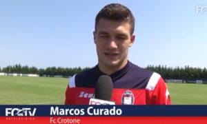 Marcos Curado, Crotone