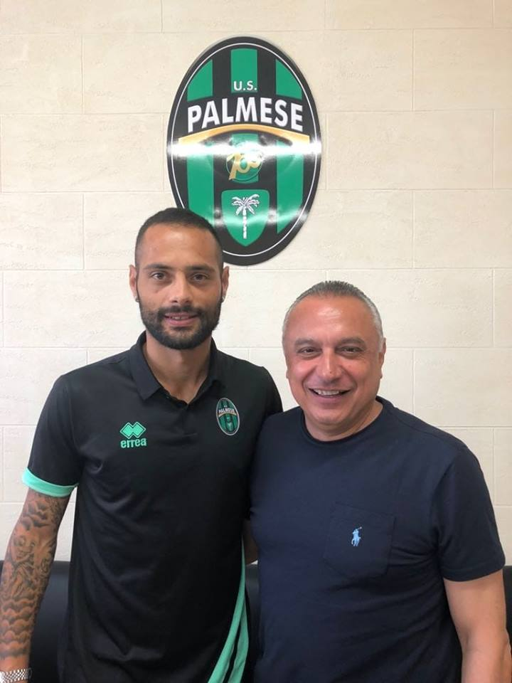 Gerardo Strumbo, Palmese