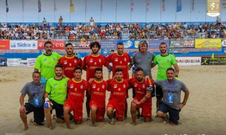 Ecosistem Catanzaro Beach Soccer Serie A 2018
