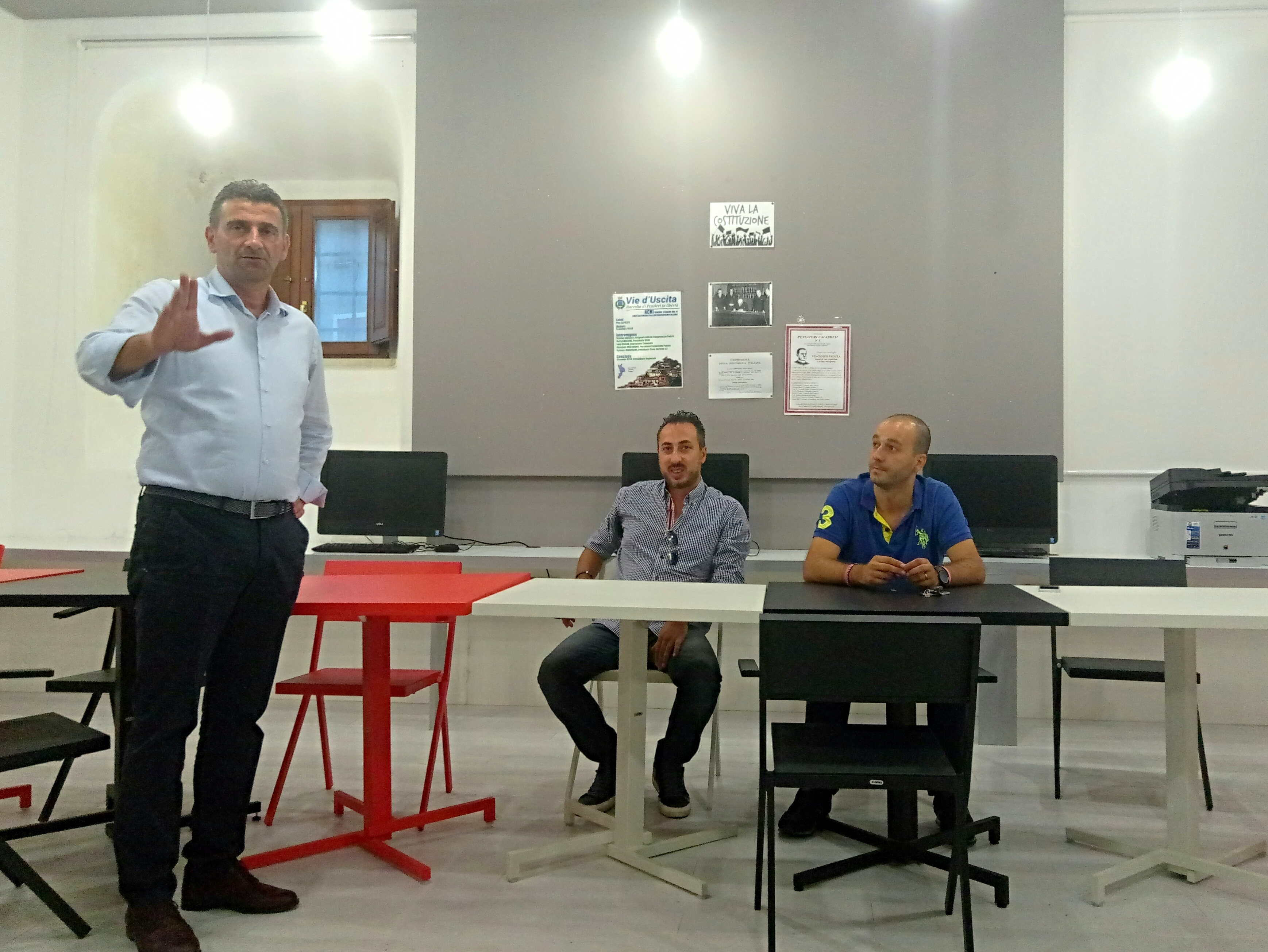 Molinari, commissario Acri calcio