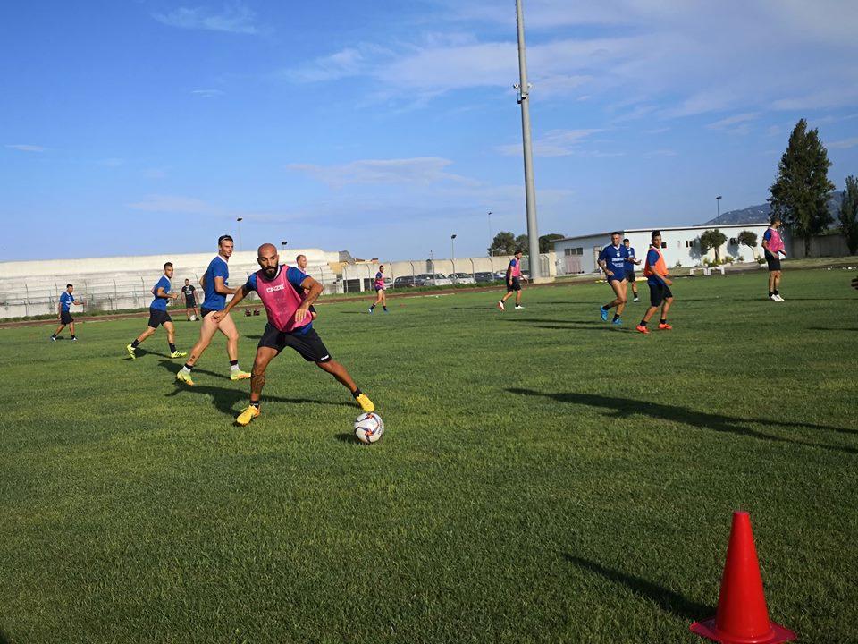 allenamenti Corigliano