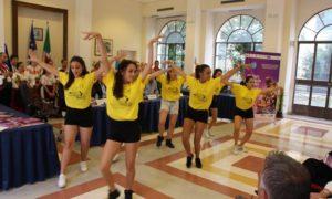 flash mob Castrovillari