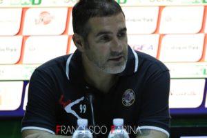 Cristiano Lucarelli nel dopo Cosenza - Livorno