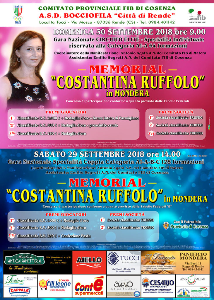 Memorial Ruffolo