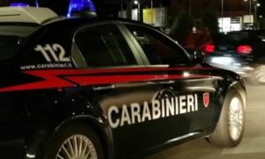 carabinieri arresto