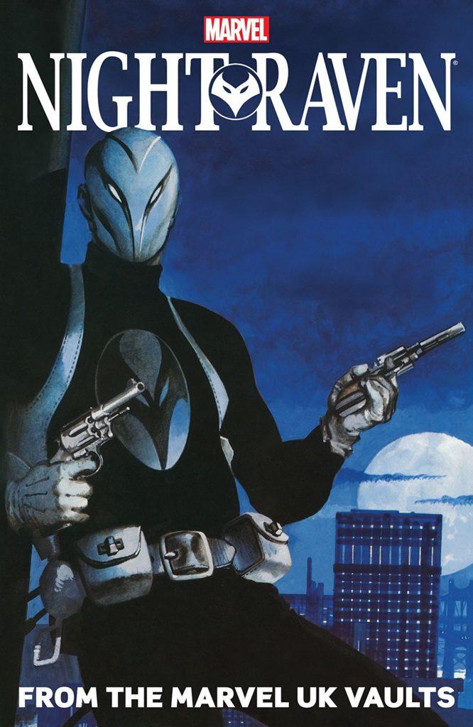night raven david lloyd marvel