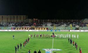 Casertana - Vibonese (foto profilo Facebook dei campani)
