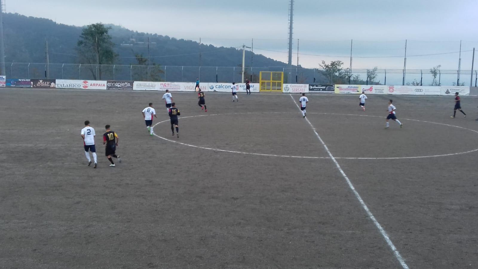 Sersale - Isola, Coppa Italia