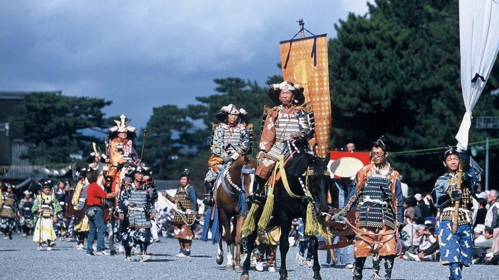 Jidai-Matsuri-giappone-festival-autunnale