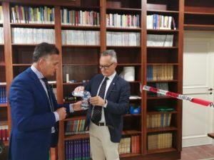 Maurizio Garofano al  POL