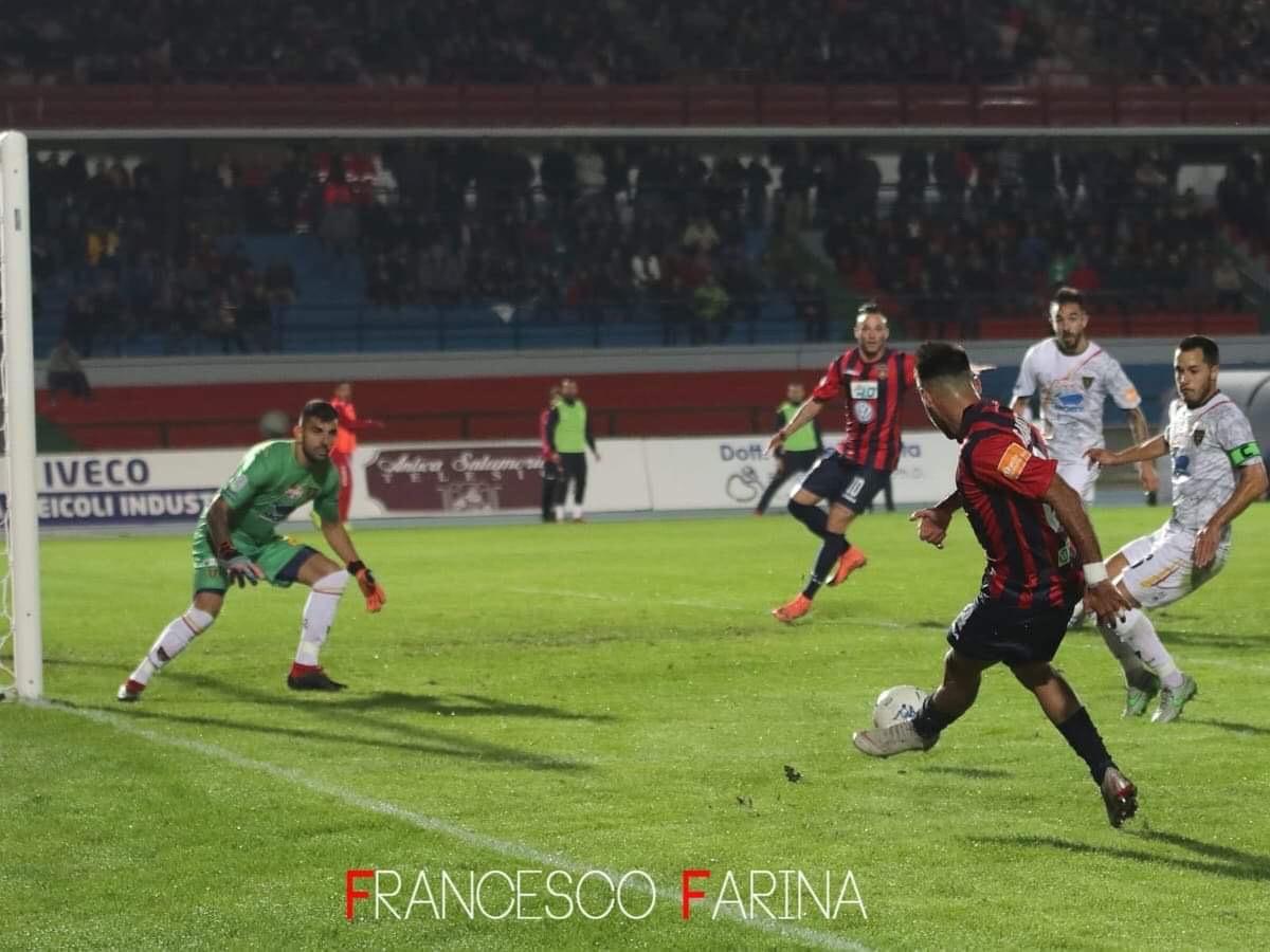 Garritano Cosenza - Lecce