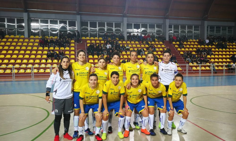 Corigliano- Rossano Fustal 2018-2019