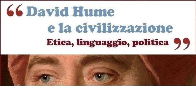 David Hume e la civilizzazione - Locandina
