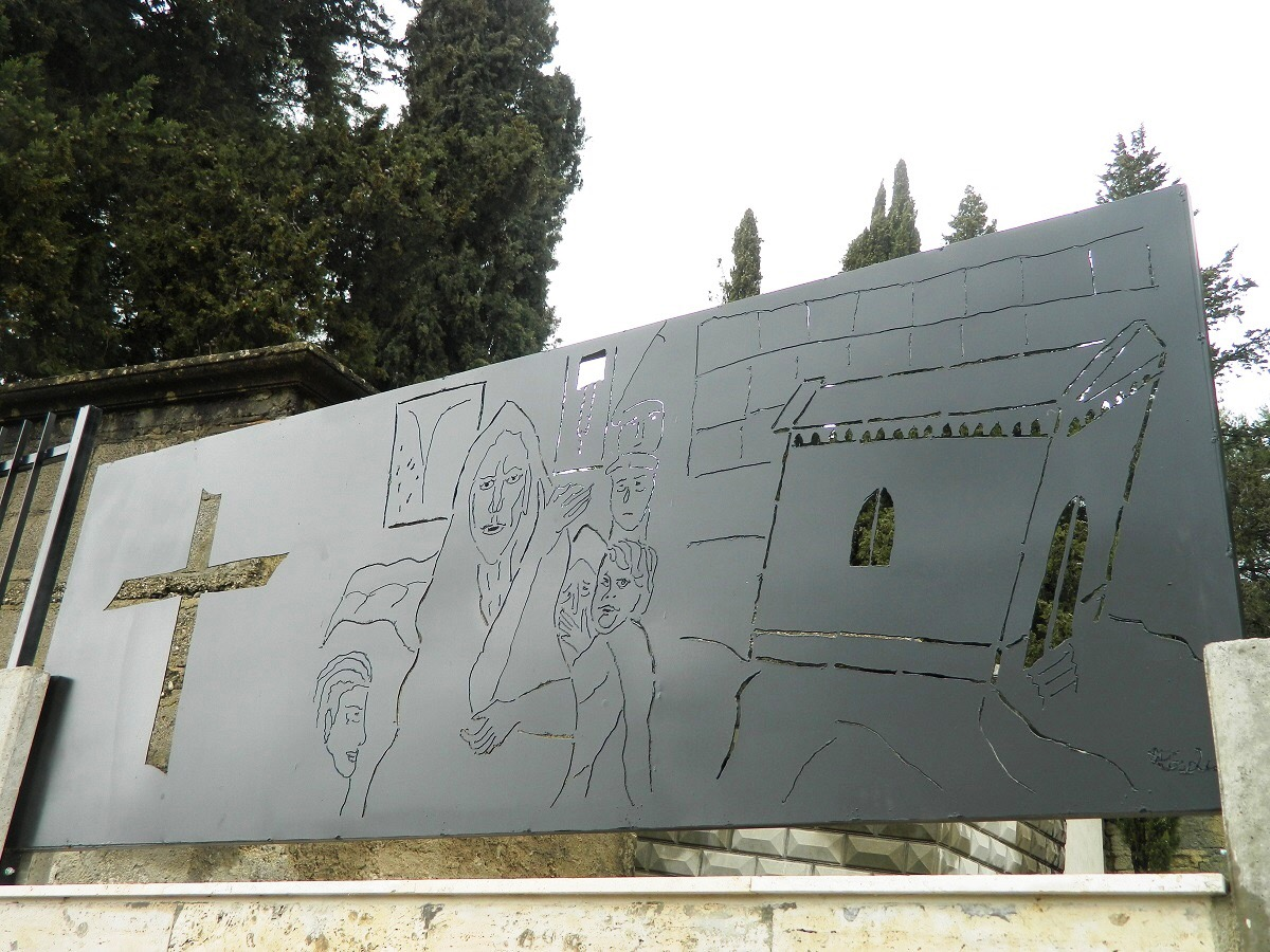 Cimitero Oriolo