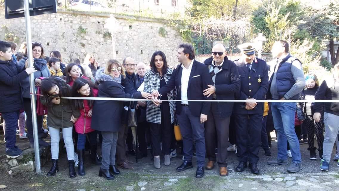"Villetta ""Roberta Lanzino"" a Mendicino"
