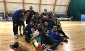 La Royal esulta a Fano, vittoria 3-2
