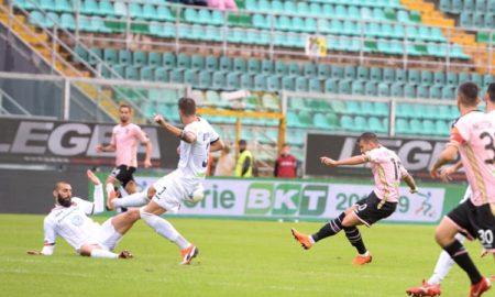 Palermo - Cosenza (foto profilo Facebook ufficiale dei siciliani)