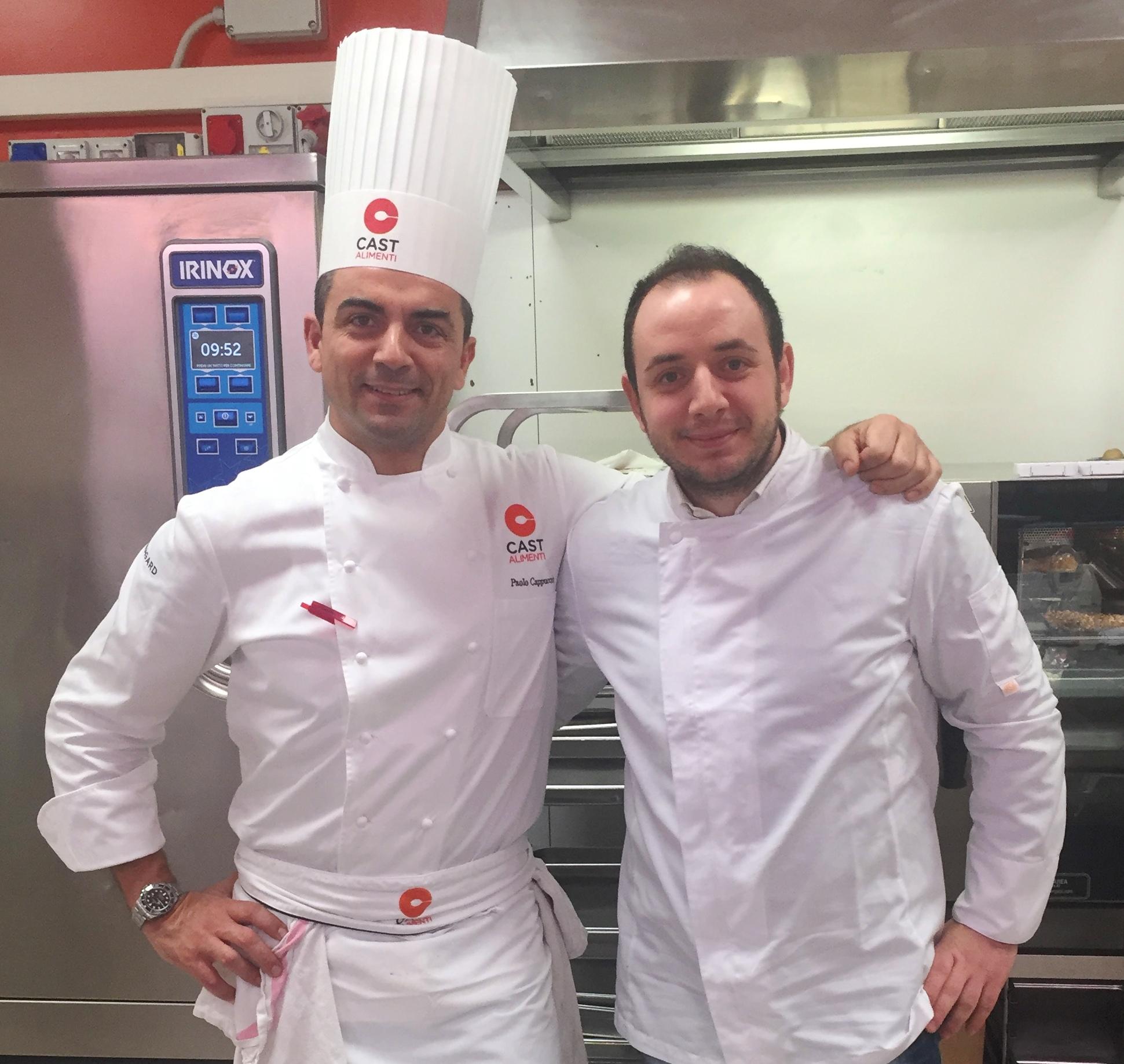 Paolo Cappuccio e Michele Rizzo