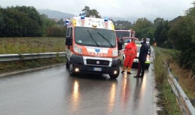 ambulanza pioggia