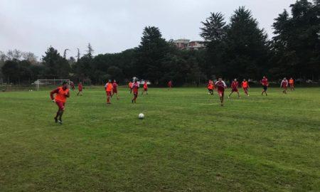 allenamento Vibonese (foto profilo Facebook ufficiale)
