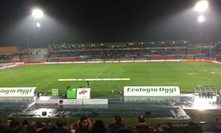 Rinviata Cosenza - Benevento