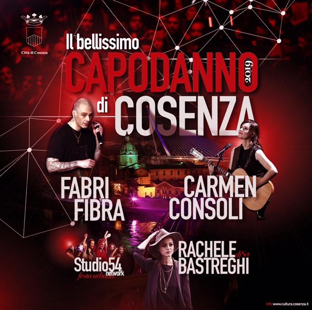Locandina Capodanno 2019_Cosenza