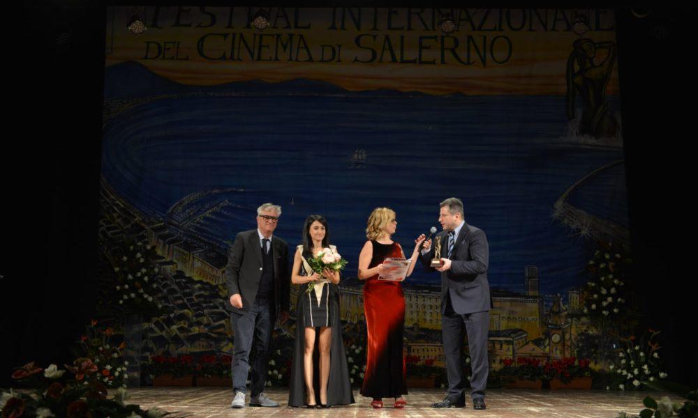 Premiazione dei registi del film Mo Vi Mento Lira di Achille