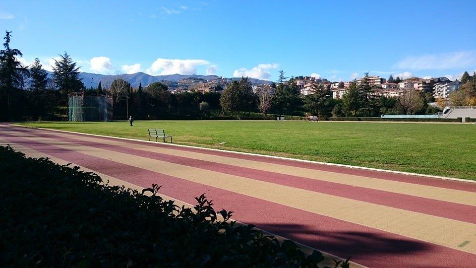pista di atletica campo scuola