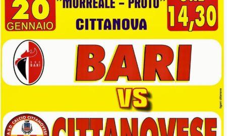 Cittanovese - bari