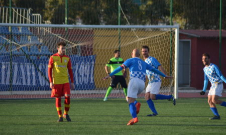 M. Foderaro gol Isola 12 01 18