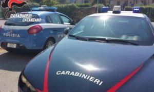 Operazione congiunta carabinieri e Polizia di Stato