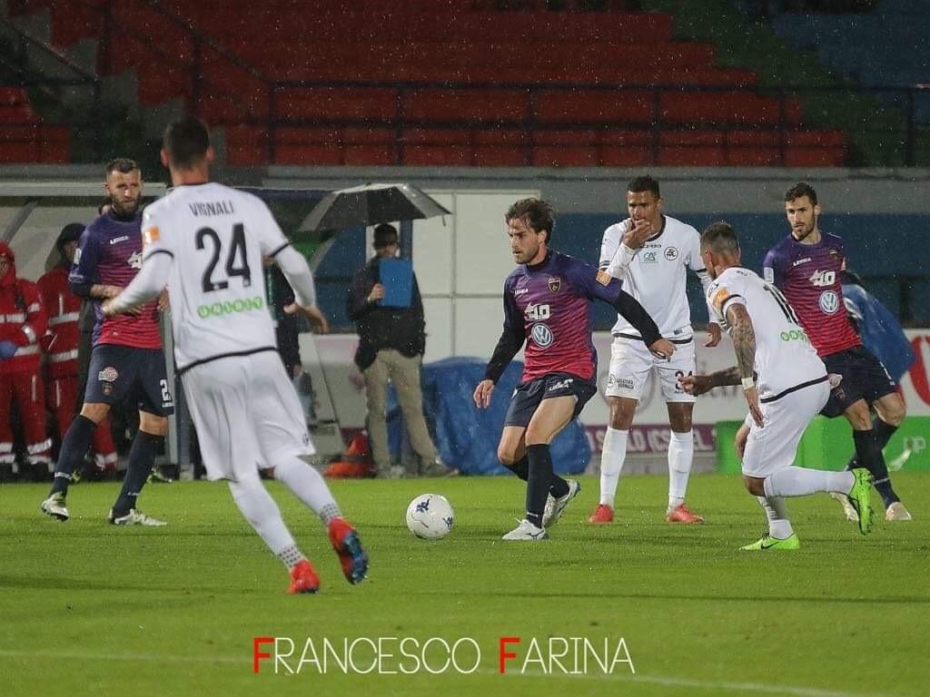 Luca Palmiero (Cosenza - Spezia)