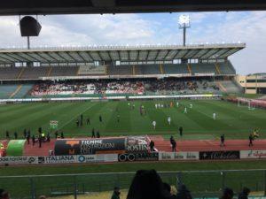 Padova - Cosenza