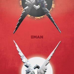 Copertina Album EMAN