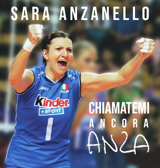 Chiamatemi ancora Anza, Sara Anzanello - coverfront