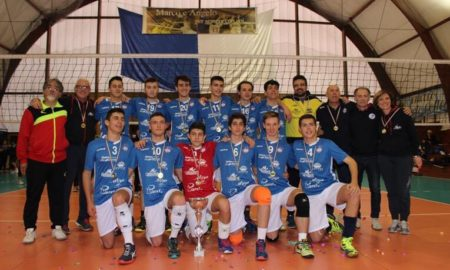 Luck volley Reggio
