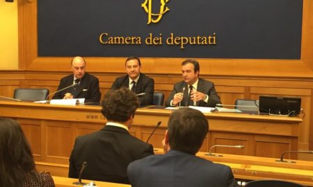 Conferenza camera dei deputati Forum KOSE CONCRETE