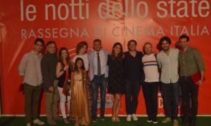 Luca Iacobini e i premiati 2019