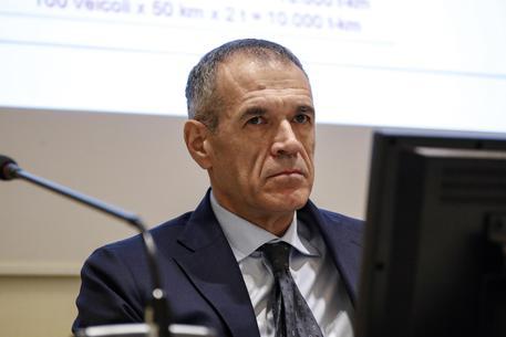 Tav:Cottarelli,dibattito politico,rischio screditare analisi