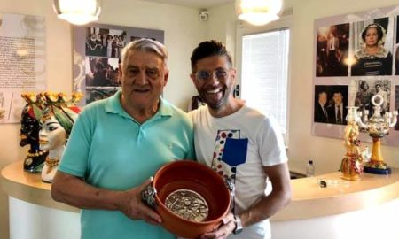 Gerardo Sacco e Vitaliano Papillo