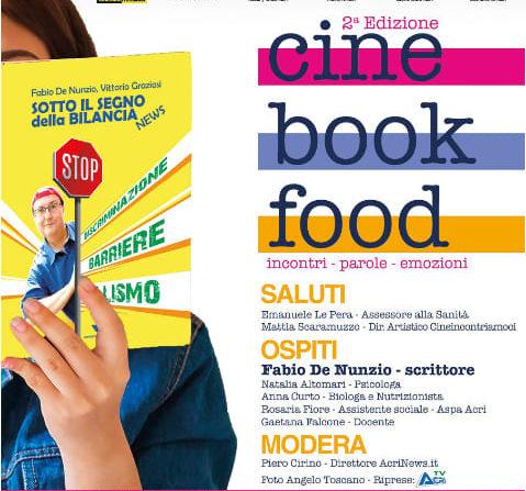Cine book food