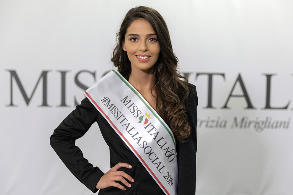 Myriam Melluso fascia social