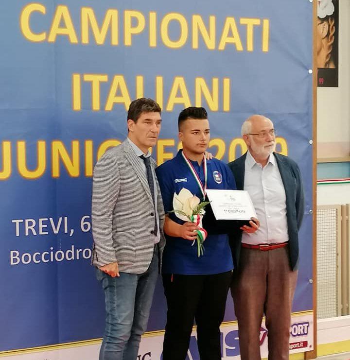 Gianfranco Bianco campione