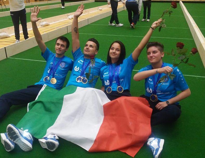 Gianfranco Bianco campione d'Europa
